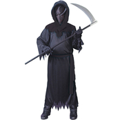 Fun World Kids Black Phantom Costume