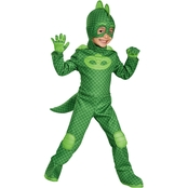 Disguise Ltd. Toddler Boys PJ Masks Deluxe Gekko Costume