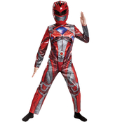 Disguise Ltd. Boys Red Ranger Classic Ninja Steel Costume