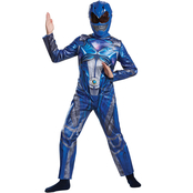 Disguise Ltd. Boys Classic Blue Ranger Costume