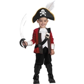 Disguise Ltd. Little Boys El Capitan Costume