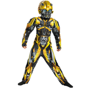Disguise Ltd. Little Boys / Boys Muscle Bumblebee Costume