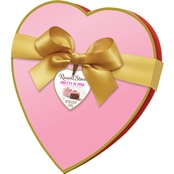 Russell Stover Pink Truffles Pretty in Pink Heart 8.25 oz.