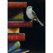 Greenbox Art 14 x 18 Literary Roost To Kill A Mockingbird Canvas Wall Art