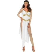 Leg Avenue Women's Golden Goddess Costume
