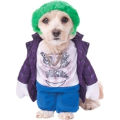 Rubie's Costume Suicide Squad The Joker Dog Costume
