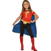 Kids Wonder Woman Costume Top