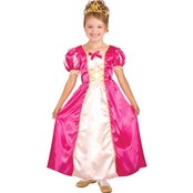 Forum Novelties Little Girls / Girls Princess Indigo Costume