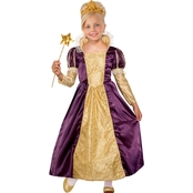 Forum Little Girls /Girls Princess Cerise Costume, S (4-6)