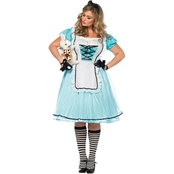 Leg Avenue Women's Alice Tea Time Costume