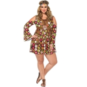 Leg Avenue Women's Hippie Starflower Costume