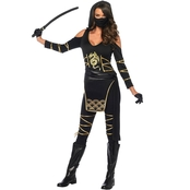 Leg Avenue Women's Ninja Stealth Costume