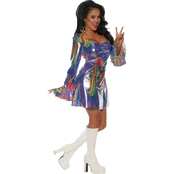 Underwraps Costumes Women's Shakin Costume