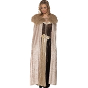 Underwraps Costumes Women's Renaissance Cape Costume