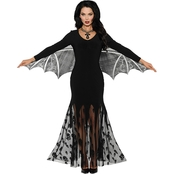 Underwraps Costumes Women's Vampiress Dress