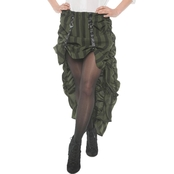 Underwraps Costumes Women's Steampunk Skirt