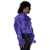 Morris Costumes Men's Pop Star Shirt Adult Costume