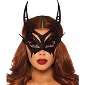 Leg Avenue Glitter Devil Mask