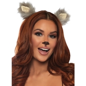 Leg Avenue Furry Ear Clips