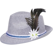 Morris Costumes Swiss Alpine Hat