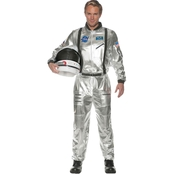 Underwraps Costumes Men's Astronaut Costume, Large (42-46)