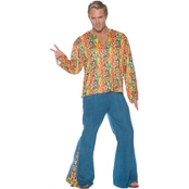 Underwraps Costumes Men's Boogie Down Costume