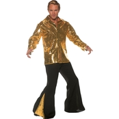 Underwraps Costumes Men's Dancing King Costume