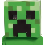 Morris Costumes Minecraft Creeper Vacuform Mask
