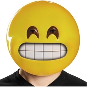 Morris Costumes Grin Emoticon Mask