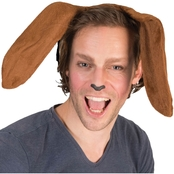 Morris Costumes Headband Dog Ears
