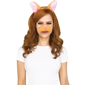 Morris Costumes Kitty/Selfie Character Kit