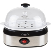 Classic Cuisine Multi Function Electric Egg Cooker