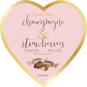 Russell Stover Strawberry and Champagne Miniature Heart