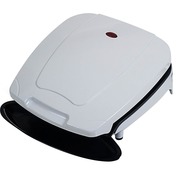 Chef Buddy Electric Indoor Grill with Nonstick Plates