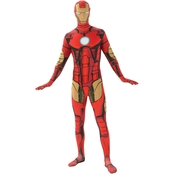 Rubie's Costume Men's Iron Man Second Skin Costume