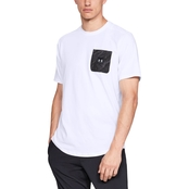 Under Armour Sportstyle Print Pocket Tee