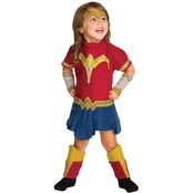 Rubie's Costume Toddler Girls Wonder Woman Romper Costume