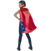 Rubie's Costume Girls Wonder Woman Deluxe Cape Costume
