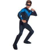 Rubie's Costume DC Comics Little Boys/Boys Deluxe Nightwing Costume