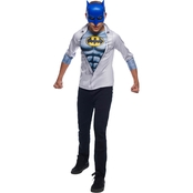 Rubie's Costume Boys Photo Real Batman Costume Top