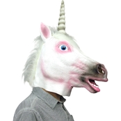 Forum Novelties Latex Unicorn Mask