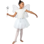 Princess Paradise Girls Twinkle The Glitter Fairy Costume