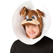 Morris Costumes Adult Puppy in Cone Mask
