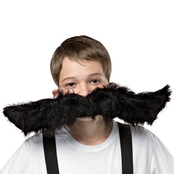 Morris Costumes 20 in. Super 'Stache