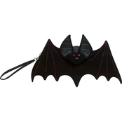Morris Costumes Women's Bat Clutch