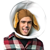 Morris Costumes Adult Dog in Cone Headpiece