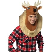 Morris Costumes Adult Oh Deer Trophy Hat