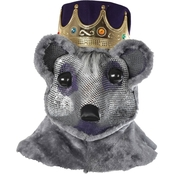 Morris Costumes Adult Mouse King with Crown