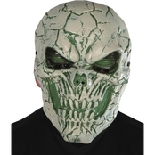 Morris Costumes Adult Poison Lightup Mask
