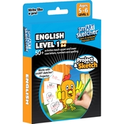 smART Sketcher SD English Alphabet Pack